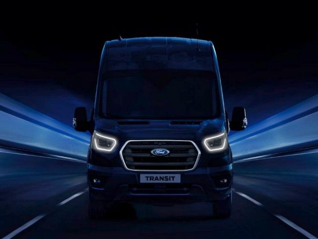 iaa 2018 ford d voilera son nouveau transit 2t lectrifi et connect. Black Bedroom Furniture Sets. Home Design Ideas