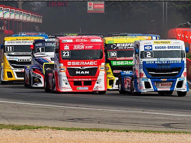Le calendrier 2021 des courses de camions dévoilé   TRM24.fr